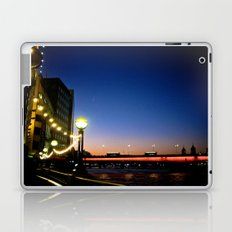 London Nightline Laptop & iPad Skin