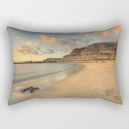 Golden Amadores Rectangular Pillow