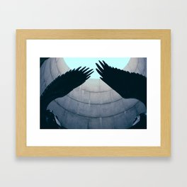 World War II Memorial Framed Art Print