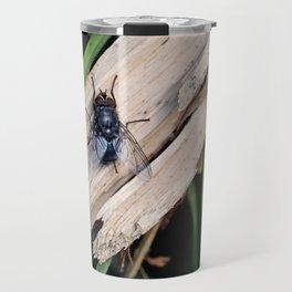Bluebottle or Blow Fly Travel Mug