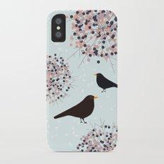 Hawthorn & Blackbird iPhone X Slim Case