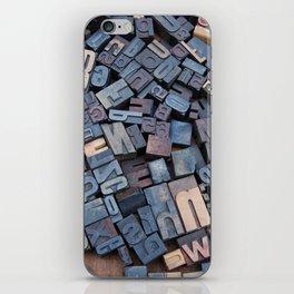 Unwritten Adventure iPhone Skin