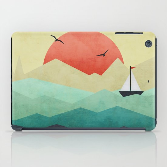 Ocean Adventure iPad Case