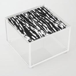 CURVY BIRCH TREE Acrylic Box