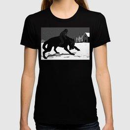 Svart-Alf T-shirt