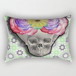 ALIEN SKULL Rectangular Pillow