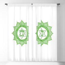 Heart Chakra #49 Blackout Curtain