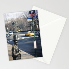 Abe's Bus Stop Stationery Cards