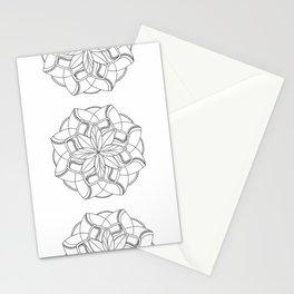 Pearled Mandala 2 Stationery Cards