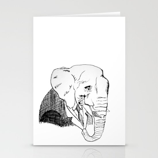 Pack you trunk  Stationery Cards
