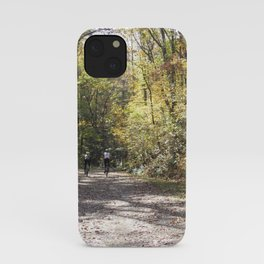 Sharing Moments iPhone Case