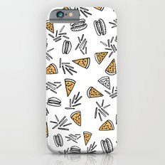 Burgers Pizza And Fries  iPhone 6s Slim Case