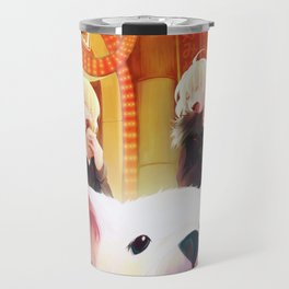 FGO: The Shinjuku Alters Travel Mug