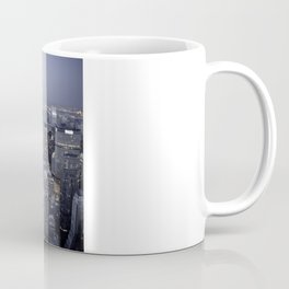 NYC from Empire State Building Coffee Mug