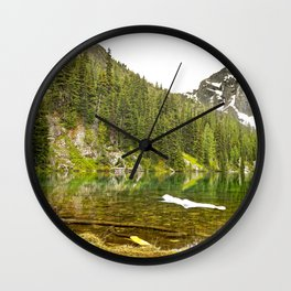 Symmetry Wall Clock