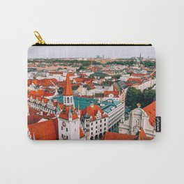 Hues Line is it Anyway?   Munich, Germany Carry-All Pouch