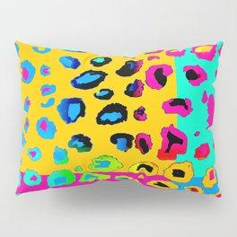 colorpop leopard Pillow Sham
