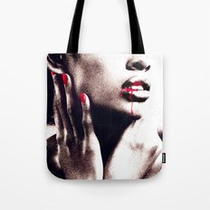 Life Is Red Tote Bag