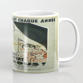 Vintage poster - Musee des Instruments de Medecine Coffee Mug