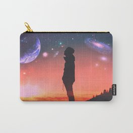 Nights In L.A. Carry-All Pouch