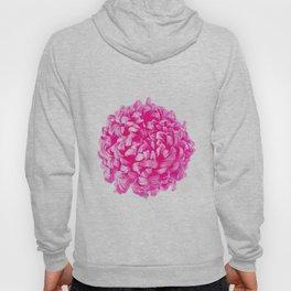 Pink Pop Art Inspired Flower Hoody