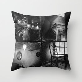 Théâtre Granada de Sherbrooke Throw Pillow