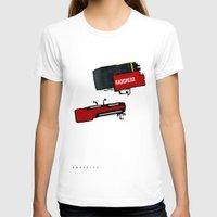 radiohead T-shirts featuring radiohead by julianesc