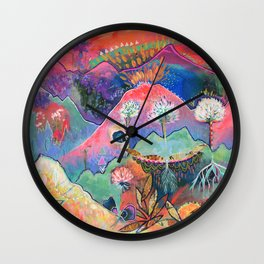 Family Forever Wall Clock