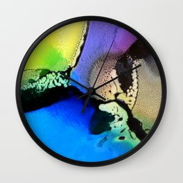 The sun is coming up Wall Clock