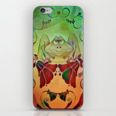 A Frogs World iPhone & iPod Skin