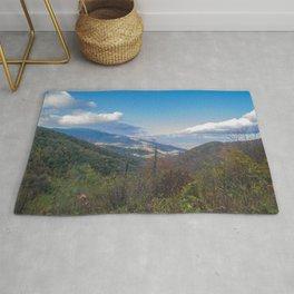 Blue Ridge Peaks Rug