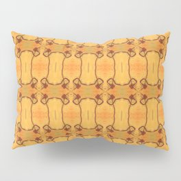 Ebola Tapestry-1 by Alhan Irwin Pillow Sham