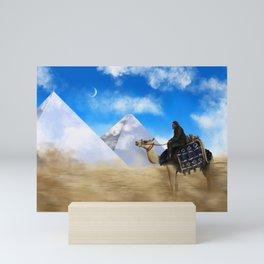 Desert Dweller Revalation Mini Art Print