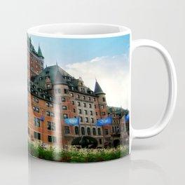 Château Frontenac Coffee Mug