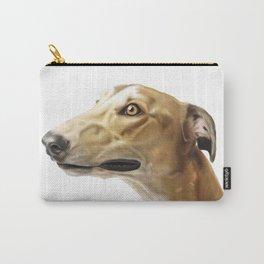 GREYHOUND ART Carry-All Pouch