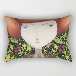 Lady Amelia Rectangular Pillow