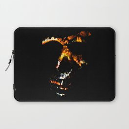 Death Charmer Laptop Sleeve