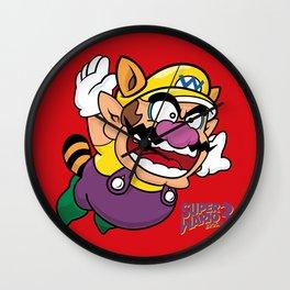 Super Wario Bros. 3 Wall Clock