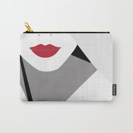 Veiled woman Carry-All Pouch