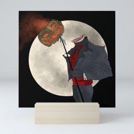 Headless Mini Art Print