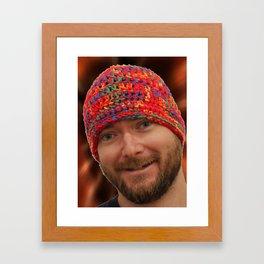 Chad Hamlin Framed Art Print