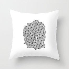 Geometric 0.4 Throw Pillow