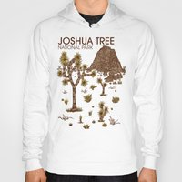 the national Hoodies featuring Joshua Tree National Park by Hinterlund