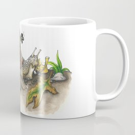 Little Worlds: Snail and Cricket Coffee Mug