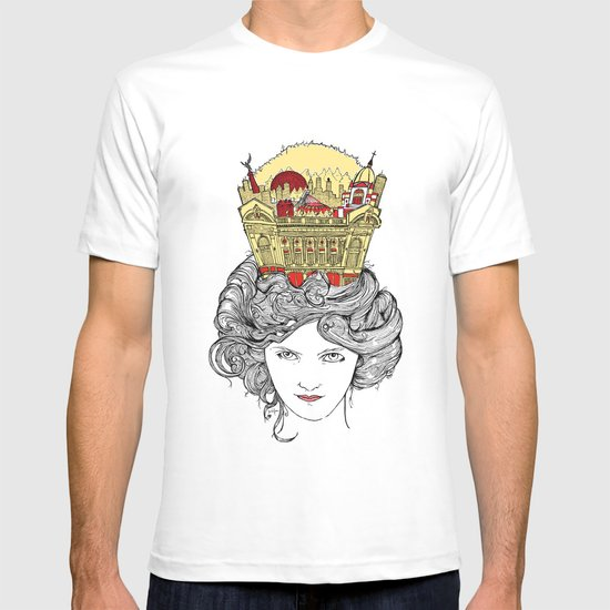 The Queen of Montreal T-shirt