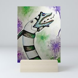 Sandworm Mini Art Print