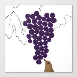 How to make wine, calendar 2013 Canvas Print