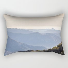 Sierra Nevada Mountains - California Rectangular Pillow