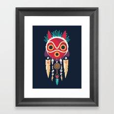 Spirit Catcher Framed Art Print