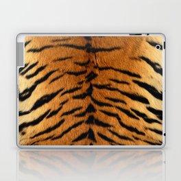 Faux Siberian Tiger Skin Design Laptop & iPad Skin